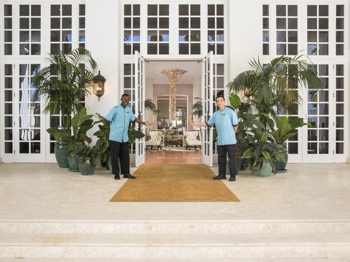 Tmx 1493149023411 Print The Palms Welcome 2 Bellmen Miami Beach, Florida wedding venue