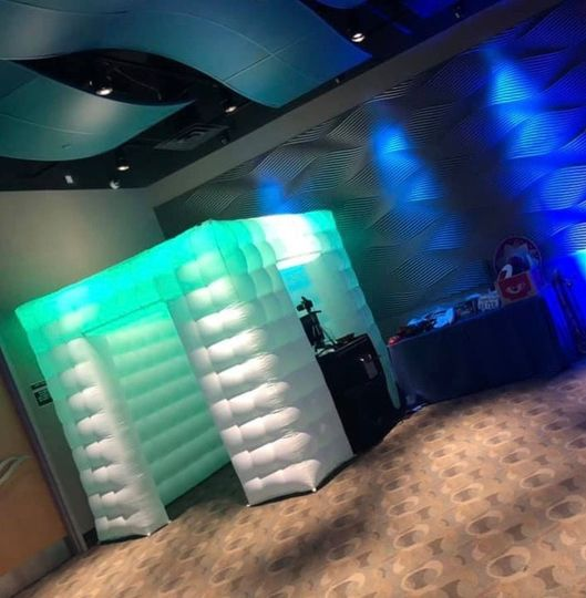 Our Inflatable Booth