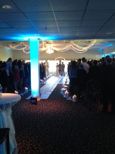 Ceremonies in the Ballroom