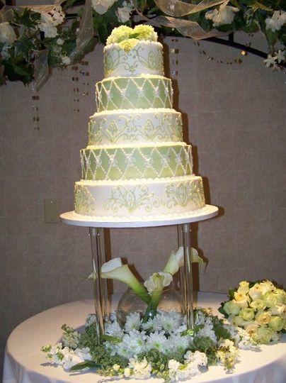 cakes by lori wedding cake illinois springfield champaign peoria