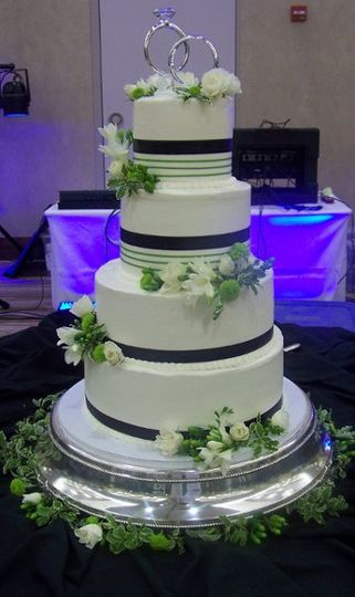 cakes by lori wedding cake illinois springfield champaign peoria