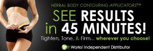 Tighten, Tone and Firm in as little as 45 minutes!