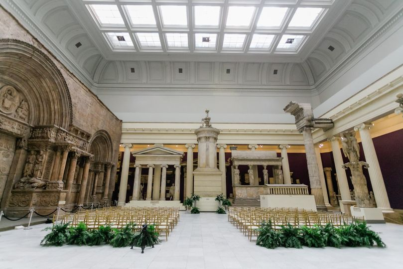 Hall of Architecture Ceremony