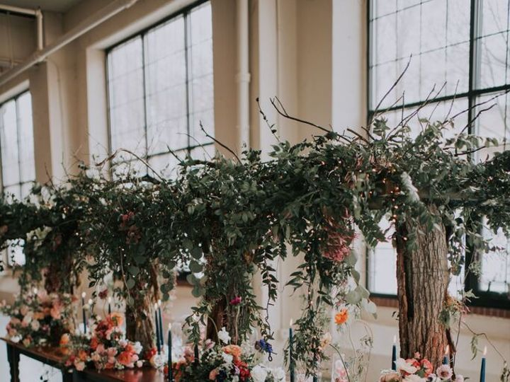 Tmx 1529002545 Dd2ade319aae170f 1529002544 De1b173dac24b2ab 1529002544763 1 Floral Farm Tables Philadelphia, PA wedding venue