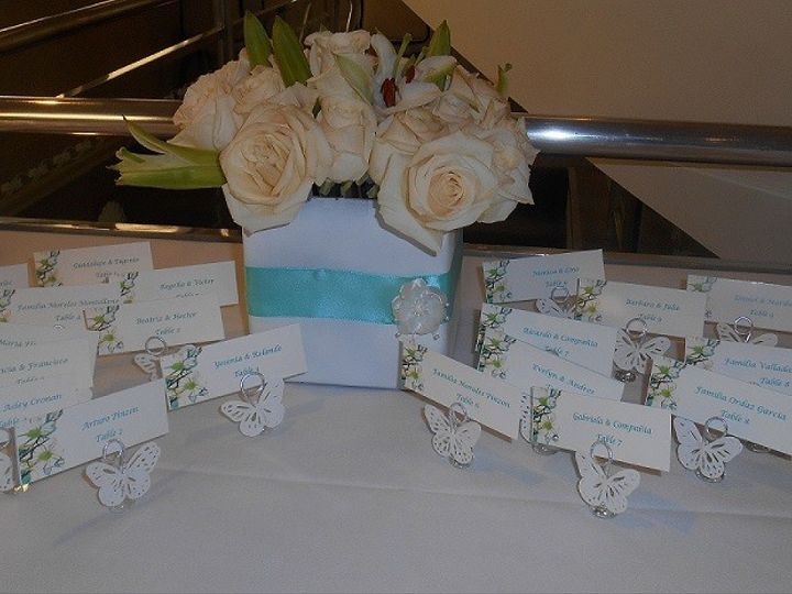 Tmx 1488757656843 Place Card Table Yonkers, NY wedding florist