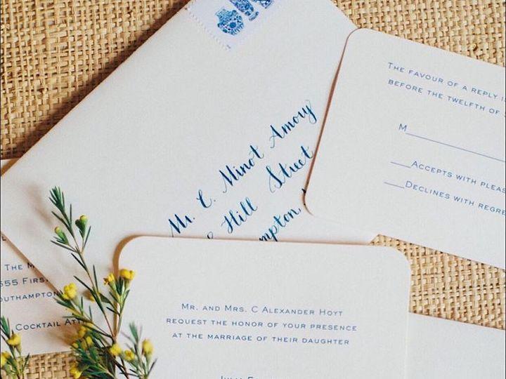 Tmx Crane 51 116028 Duxbury, MA wedding invitation