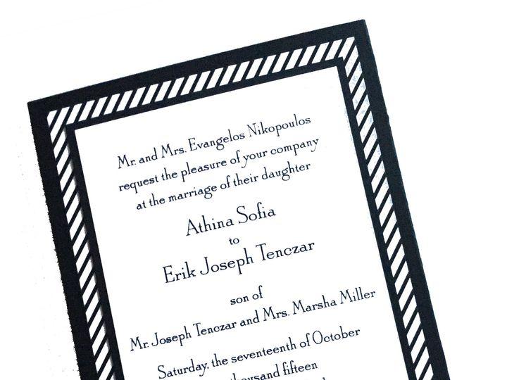 Tmx Knot Pic 3 51 116028 Duxbury, MA wedding invitation