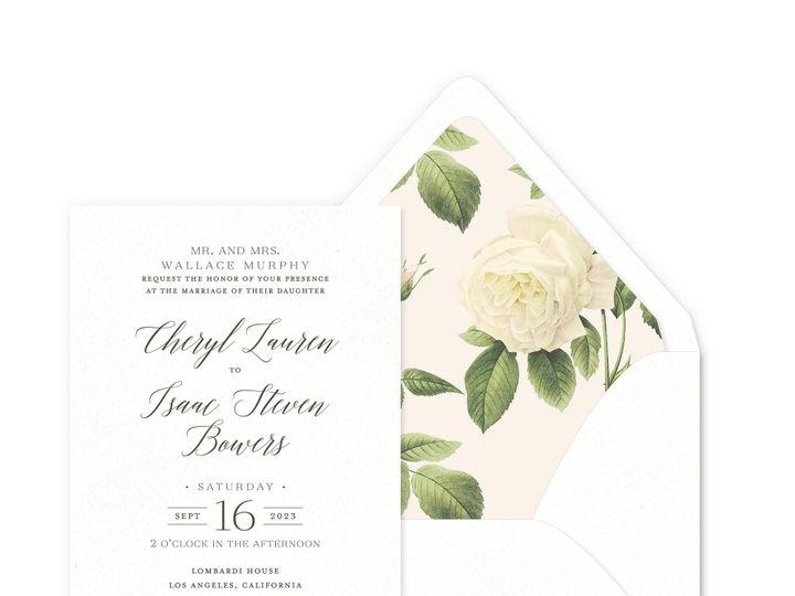 Tmx Smitten 2 51 116028 Duxbury, MA wedding invitation