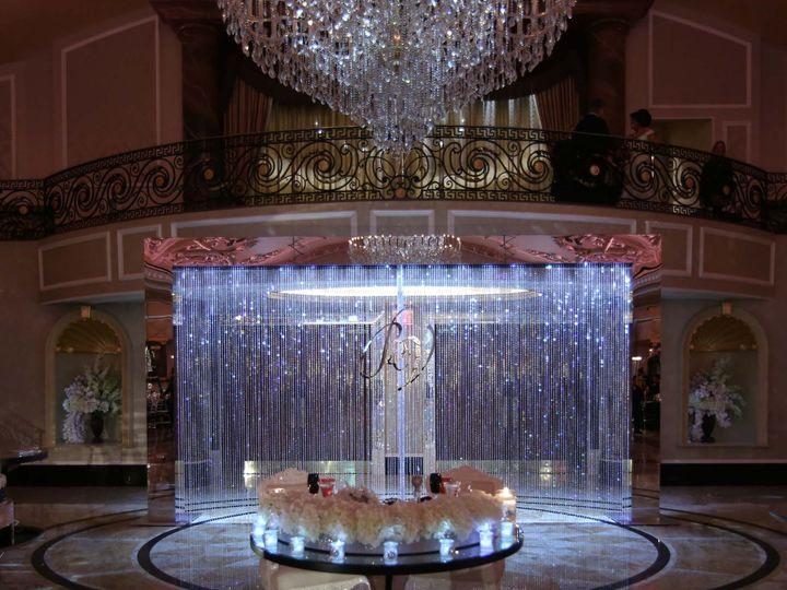 Tmx 1458074274283 Square Mirror  Crystals Backdrop Eatontown, NJ wedding rental