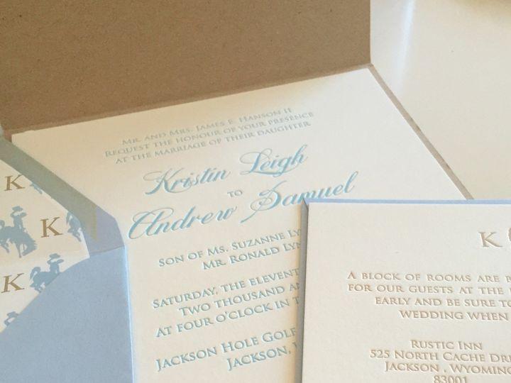 Tmx 1437762582032 Fullsizerender 2 Ridgefield, New Jersey wedding invitation