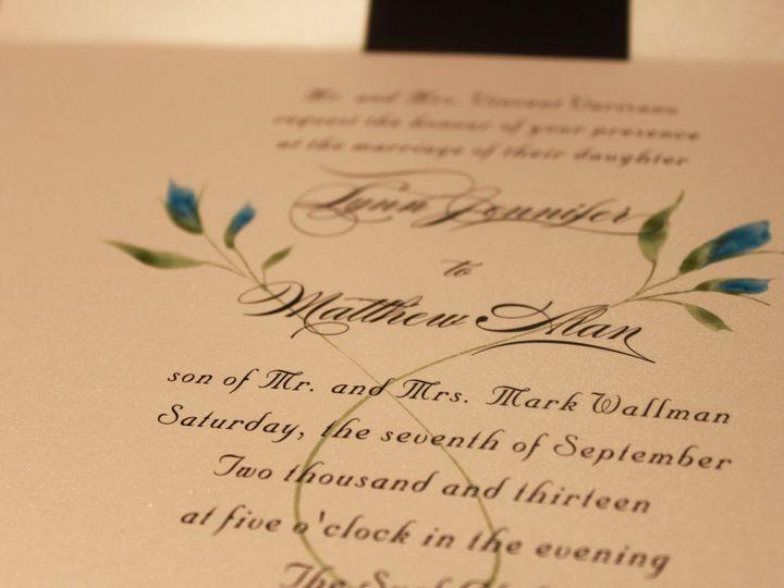 Tmx 1437762649091 Img6821 Ridgefield, New Jersey wedding invitation