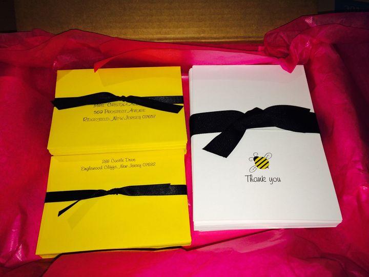 Tmx 1437763495508 Img0087 Ridgefield, New Jersey wedding invitation