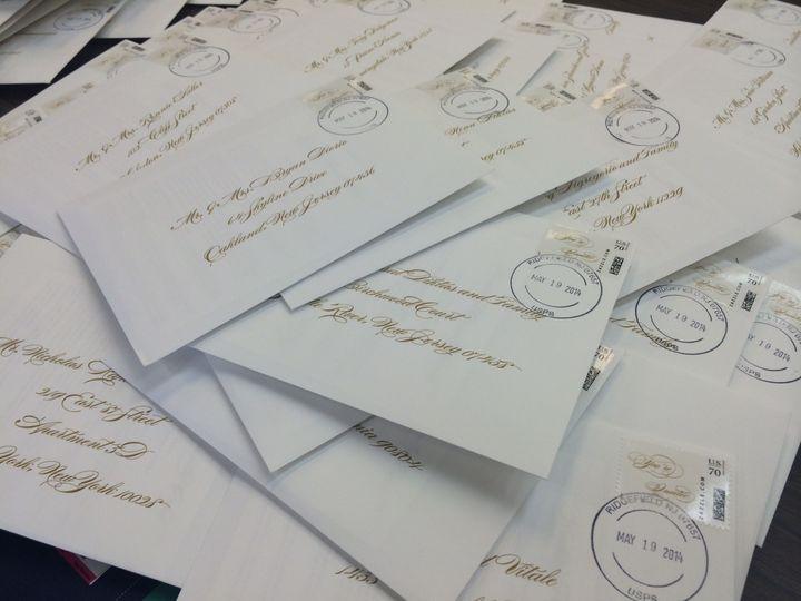Tmx 1437763562651 Img0164 Ridgefield, New Jersey wedding invitation