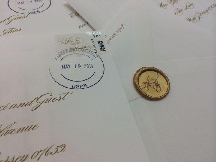 Tmx 1437763570280 Img0169 Ridgefield, New Jersey wedding invitation