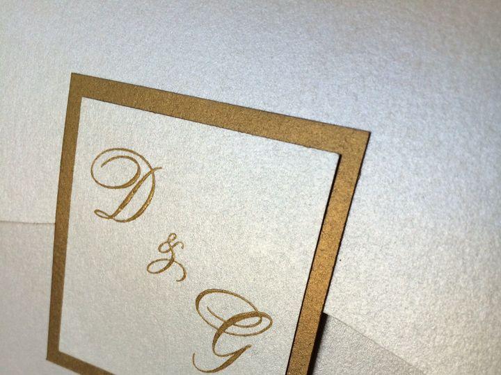 Tmx 1437763635745 Img0267 Ridgefield, New Jersey wedding invitation
