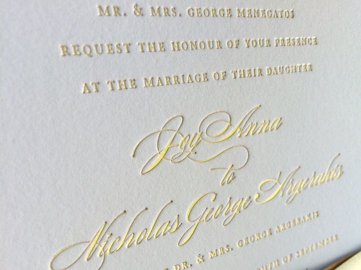 Tmx 1437763685575 Img0282 Ridgefield, New Jersey wedding invitation