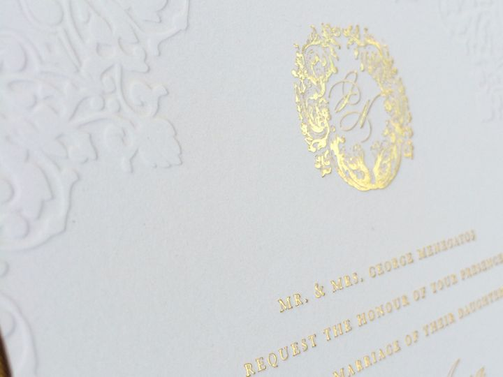 Tmx 1437763694564 Img0287 Ridgefield, New Jersey wedding invitation