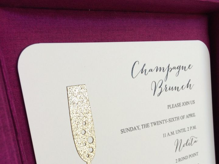 Tmx 1437763703369 Img0294 Ridgefield, New Jersey wedding invitation