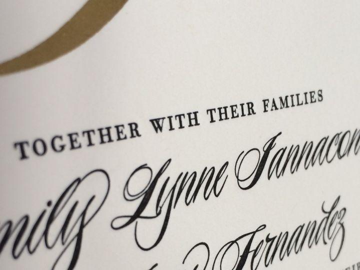 Tmx 1437763735200 Img0304 Ridgefield, New Jersey wedding invitation