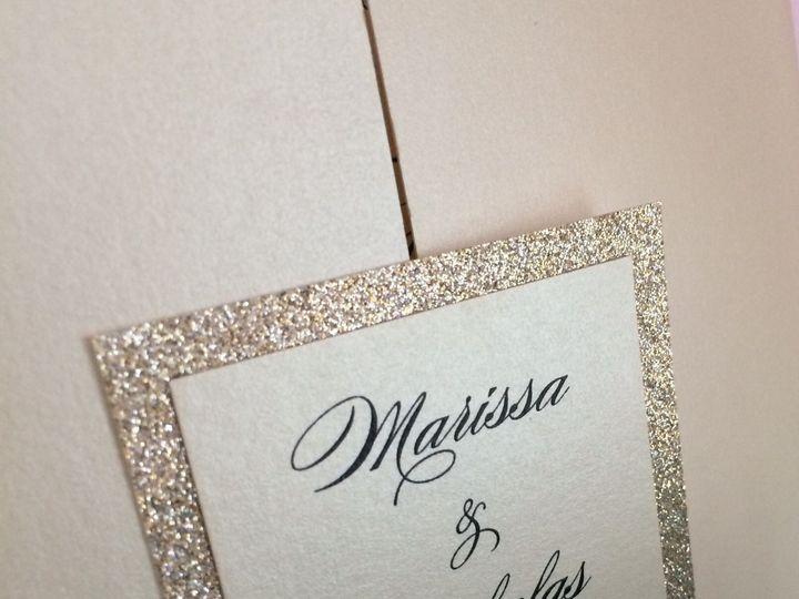 Tmx 1437763755682 Img0317 Ridgefield, New Jersey wedding invitation