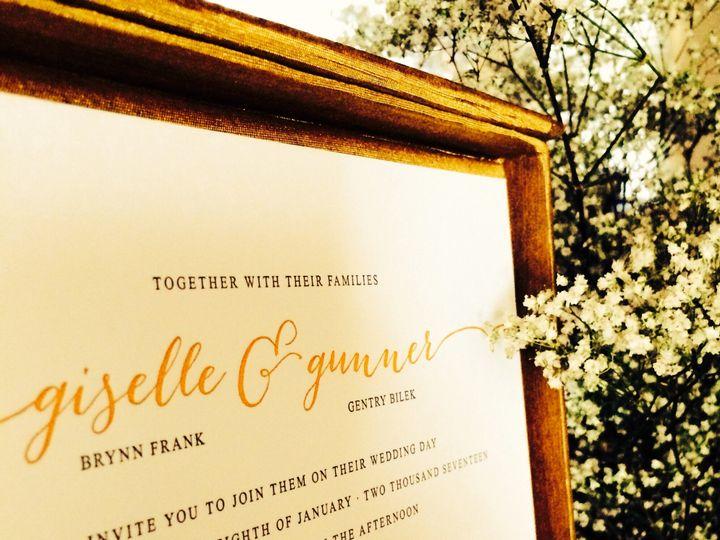 Tmx 1437763789507 Img0326 Ridgefield, New Jersey wedding invitation
