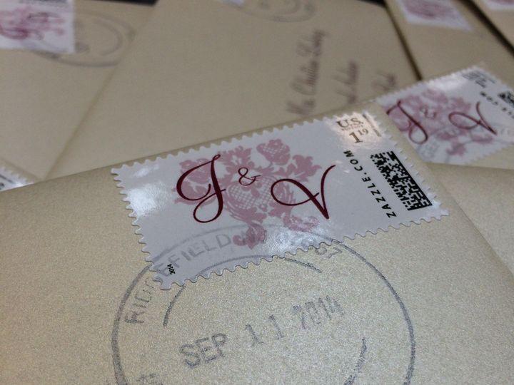 Tmx 1437763832253 Img0334 Ridgefield, New Jersey wedding invitation