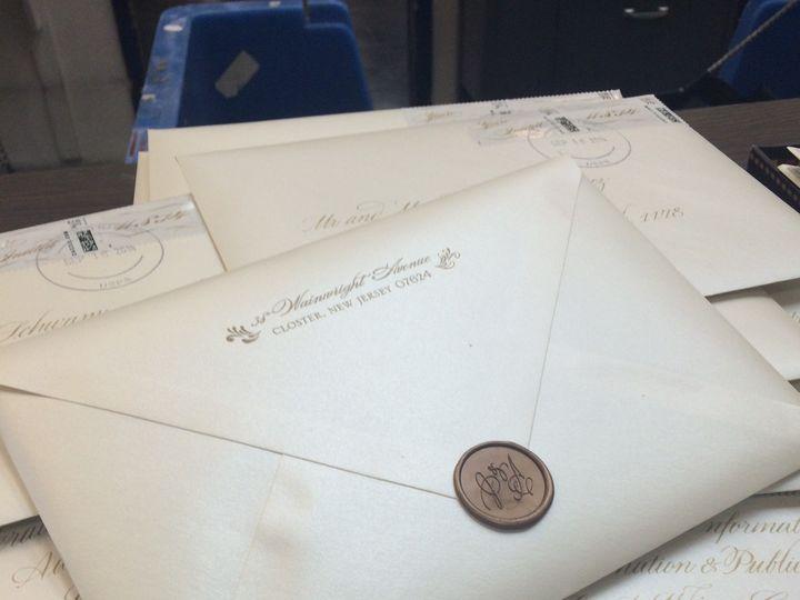Tmx 1437763907100 Img0371 Ridgefield, New Jersey wedding invitation