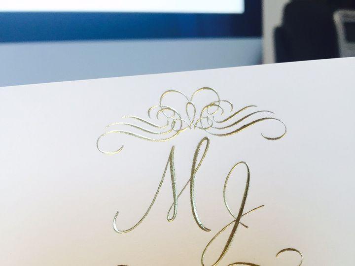Tmx 1437764020242 Img0489 Ridgefield, New Jersey wedding invitation