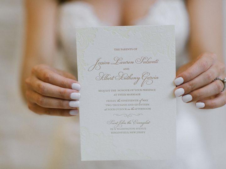 Tmx 1506539563690 Dress Ridgefield, New Jersey wedding invitation