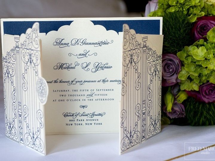 Tmx 1507042063200 Img0075 Ridgefield, New Jersey wedding invitation