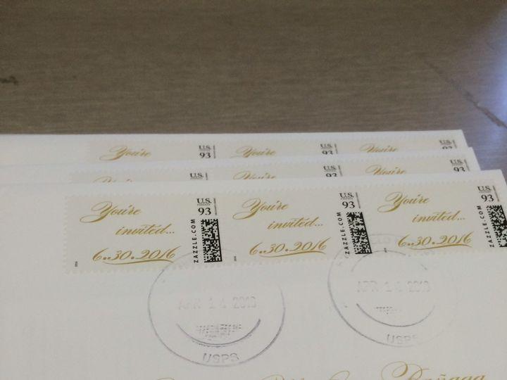 Tmx 1507042072311 Img0166 Ridgefield, New Jersey wedding invitation