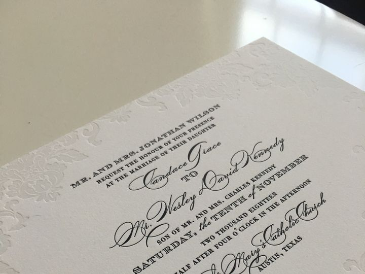 Tmx 1507042081233 Img0234 Ridgefield, New Jersey wedding invitation