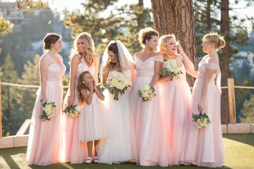 Ridge Tahoe Wedding