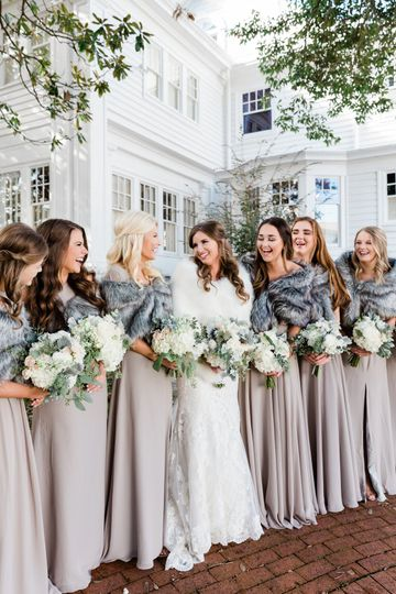 Bridal Party Bliss