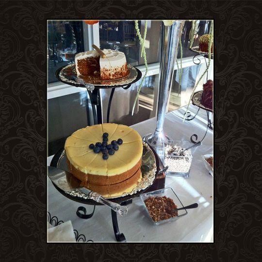 utah catering caterer desserts