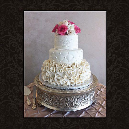 wedding cake utah cakes