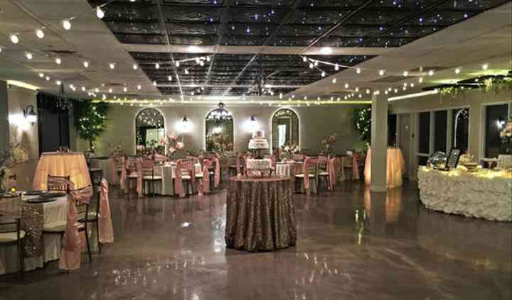 5th East Hall - RECEPTIONS & EVENT CENTER
