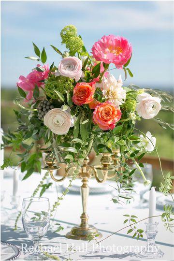 Elegant Florals- Texas Blooms