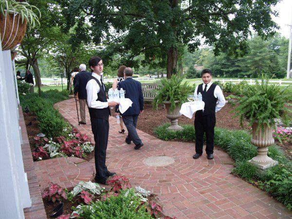 Weddingentrance