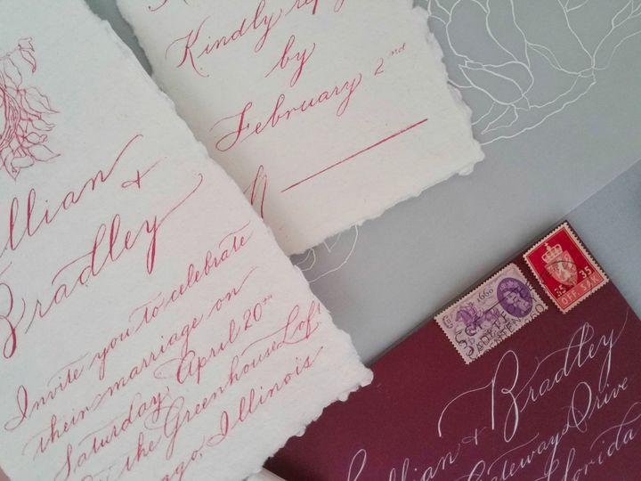Tmx Redsuite Redo 2 51 310128 V1 Milwaukee, WI wedding invitation