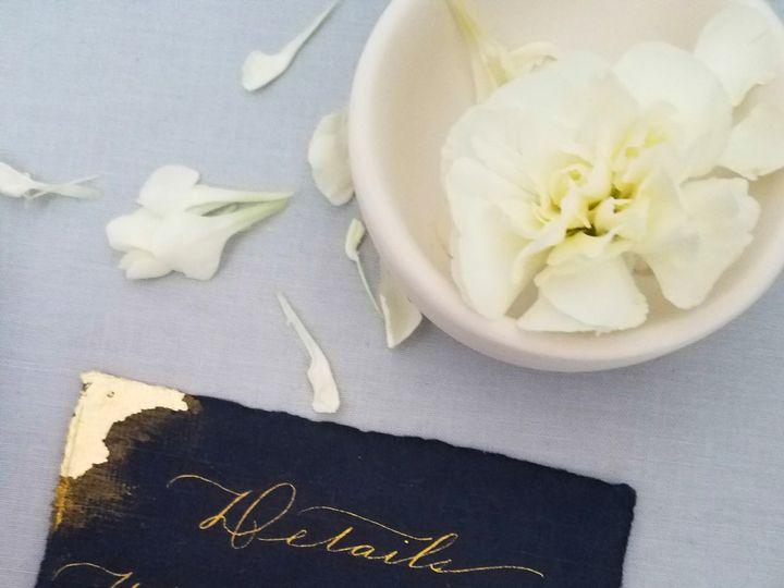 Tmx Website Blue Detail 51 310128 V1 Milwaukee, WI wedding invitation