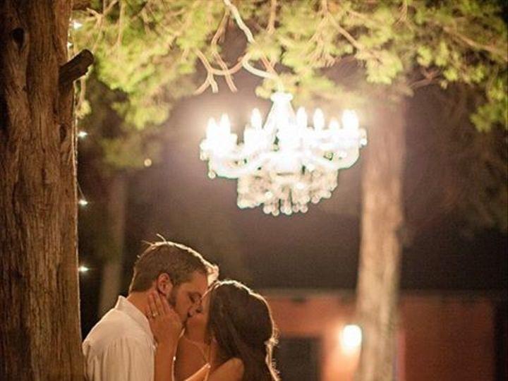 Tmx 1394488001922 Deni Rae And Andrew Under Chandelie Sallisaw wedding planner