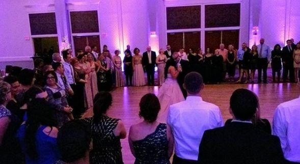 Wedding traditional dance