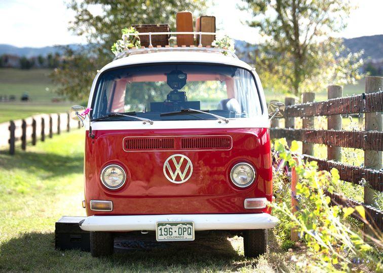 vw bus red colorado springs