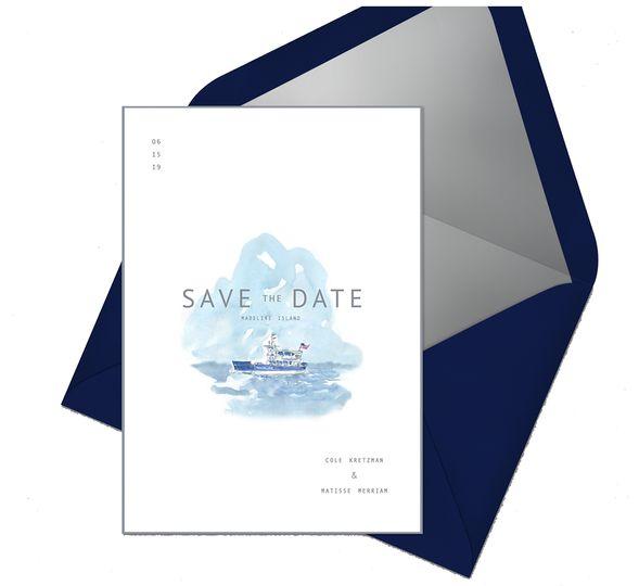 Madeline Island Save the Date