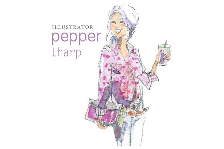 Pepper self portrait