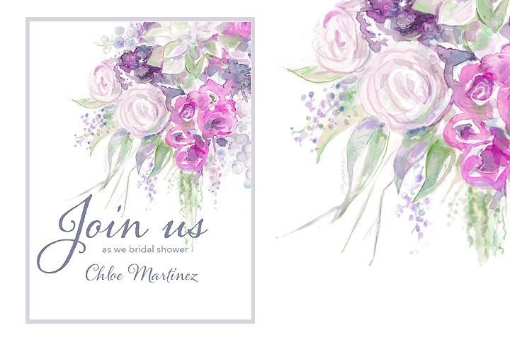 Join us! Florals