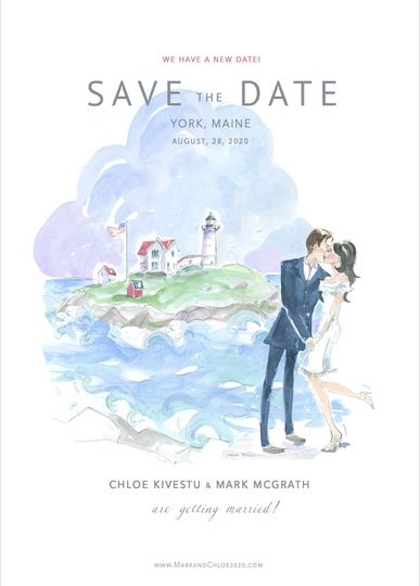 We've changed our date!