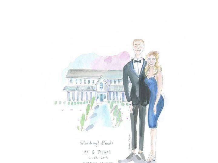 Tmx Bo Couplebluedress 51 921128 1561729745 Minneapolis, MN wedding invitation