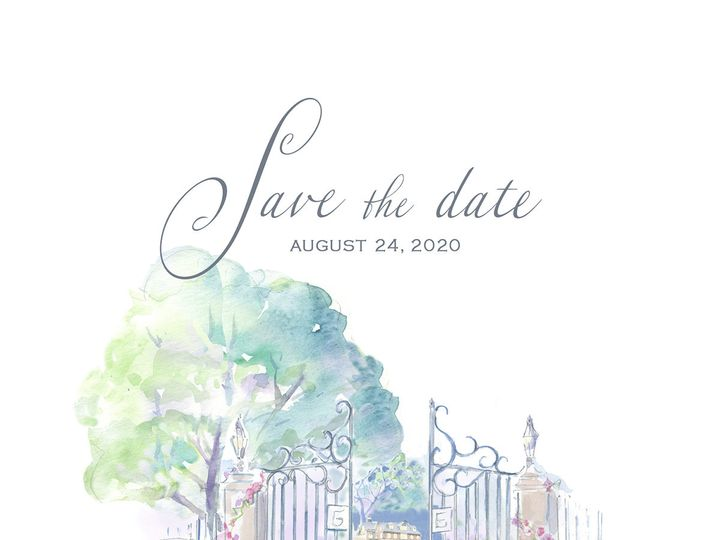 Tmx Gabriella Savethedate Knot 51 921128 1570736134 Minneapolis, MN wedding invitation